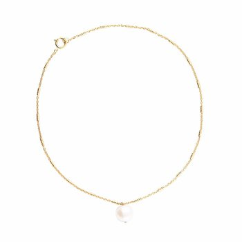 Classic Pearl Ankle Chain