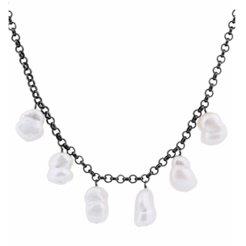 Pearl Chain black fun