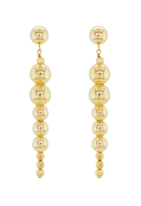 Ponty Earrings gold