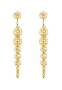 Ponty Earrings gold