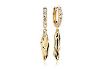 Earrings Vulcanello Lungo