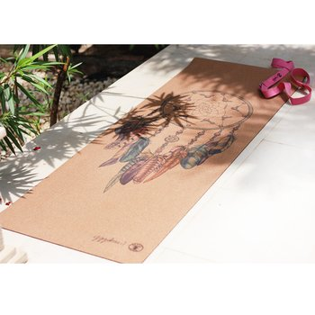 Cork yoga mat: Dreamers Search