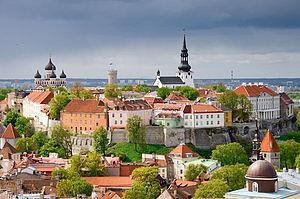 Tallinn 3 dagar 10 oktober