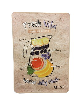 SNP Fresh Vita Water Jelly Mask
