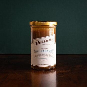 Kolasås, Salt Karamell - Pärlans
