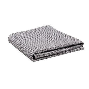 Handduk Tova grå/vit