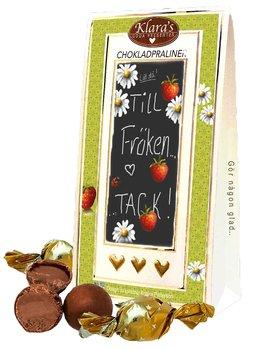 Chokladpraliner Deluxe - Till Fröken