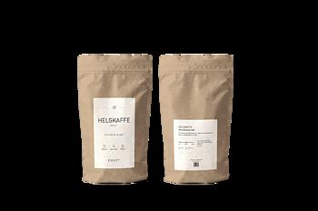 Helgkaffe, malet mellanrostat - ERNST