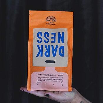 Lykke kaffegårdar, Darkness - 500g Hela bönor