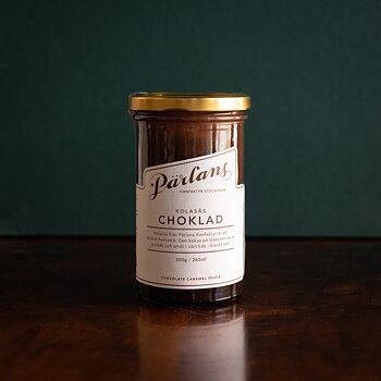 Kolasås, Choklad - Pärlans