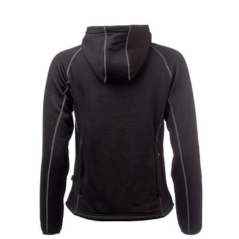 Arrak Power Fleece Lady, Black