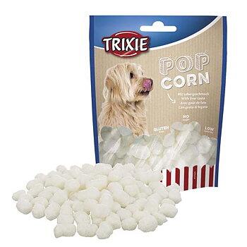 Trixie Popcorn med Leversmak 100g