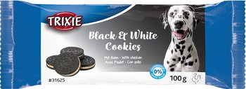 Trixie Hundkakor Black and White 100g