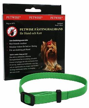 Petwise Fästinghalsband, flera storlekar