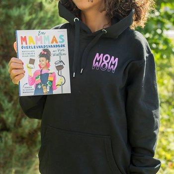 PAKET: En mammas överlevnadshandbok + Hoodie MOM-WOW