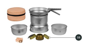 Storm Cooker 27-1 UL  W LEATHER CASE & STRAP