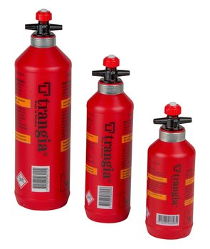 Fuel bottle 1,0l, red