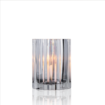 HURRICANE CRYSTAL LAMP MEDIUM, Ljuslykta Strict