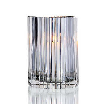 HURRICANE CRYSTAL LAMP LARGE, Ljuslykta Strict