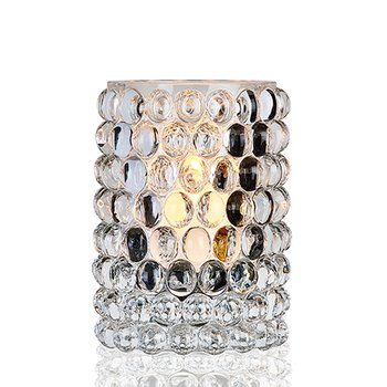 HURRICANE LAMP BOULE LARGE, Clear