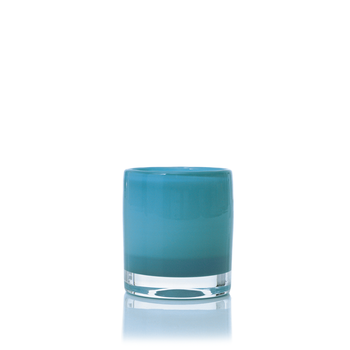 HURRICANE LAMP CANDY SMALL, Sea