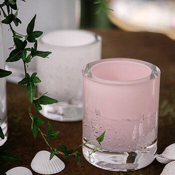 HURRICANE LAMP SODA, Pink