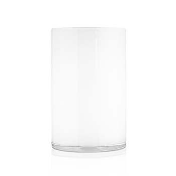 HURRICANE LAMP EXTRA LARGE, White