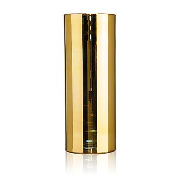 HURRICANE LILY, Gold Vase