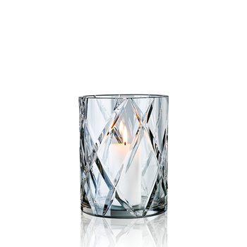 HURRICANE CRYSTAL LAMP MEDIUM, Ljuslykta Clear