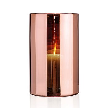 HURRICANE LAMP EXTRA LARGE Ljuslykta Rosé