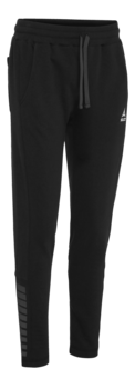 SWEAT PANTS TORINO BLACK (WOMEN)
