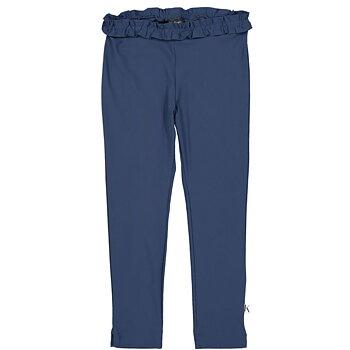 Ruffle UV Legging Blå