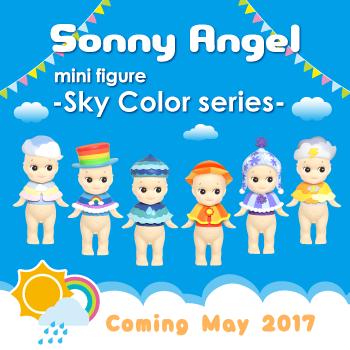 Sonny Angel Sky Color 2017