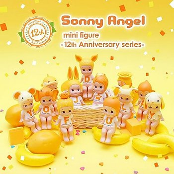 Sonny Angel 12th Anniversary 2016 - BUY 1, GET 1 FOR FREE