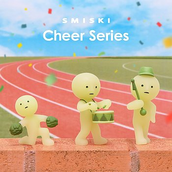 Smiski Cheer Serie