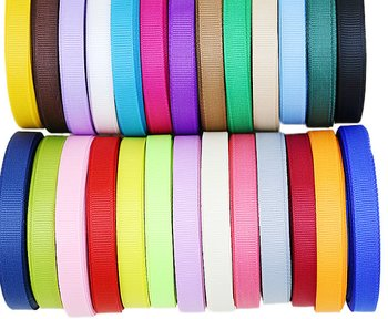 Tunnare band  i Polyester, 25 mm (RB-4-25)