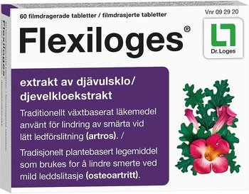 FLEXILOGES FILMDRAGERADE 60 ST