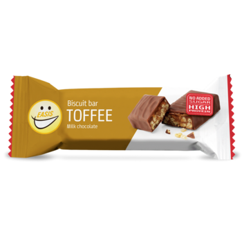 Biscuit bar Toffee  30g - Easis