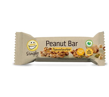 EASIS Jordnötsbar med pistagenötter och jordnötter  20-pack