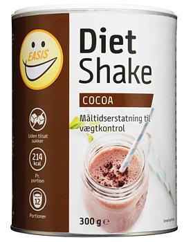 EASIS Diet Shake choklad 300 g 12 portioner