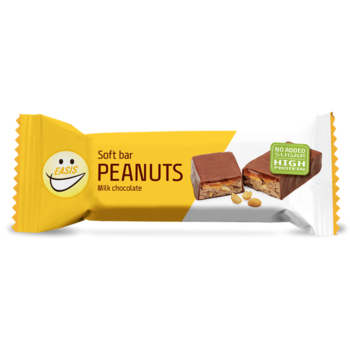 BAR PEANUT CARAMEL BAR 30 G EASIS