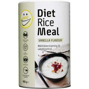 Diet Rice Meal - 12 portioner - 480 g - Easis