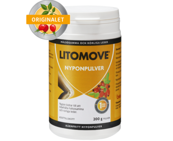 LITOMOVE PULVER 200G