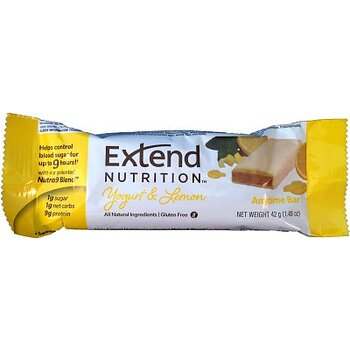 EXTEND BAR YOGHURT CITRON /15ST