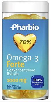 Pharbio Omega-3 Forte