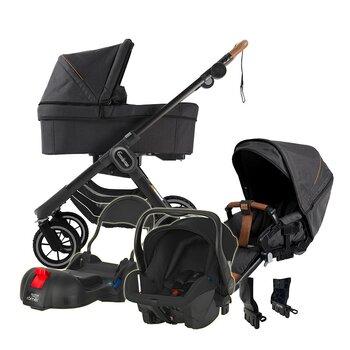 Emmaljunga NXT90 F - Outdoor Trek 2021 - Travelsystem - Paketpris