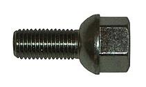 Hjulbult M14x1,5 sfärisk, nv 19