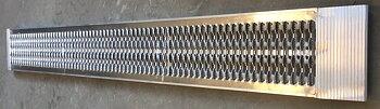 Lastramp aluminium 2400x300