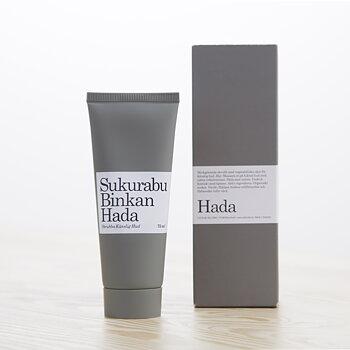 Sukurabu Binkan Hada - Skrubba Känslig/Torr hud