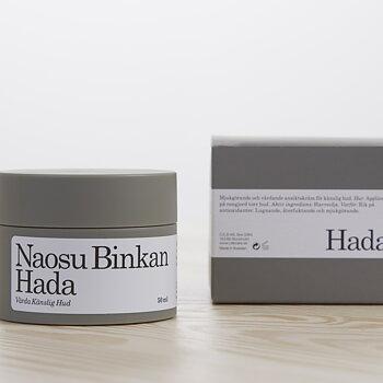 Naosu Binkan Hada - Vårda Känslig Hud
